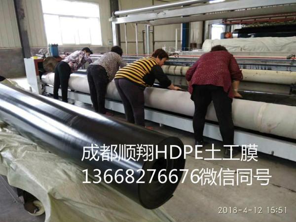HDPE土工膜